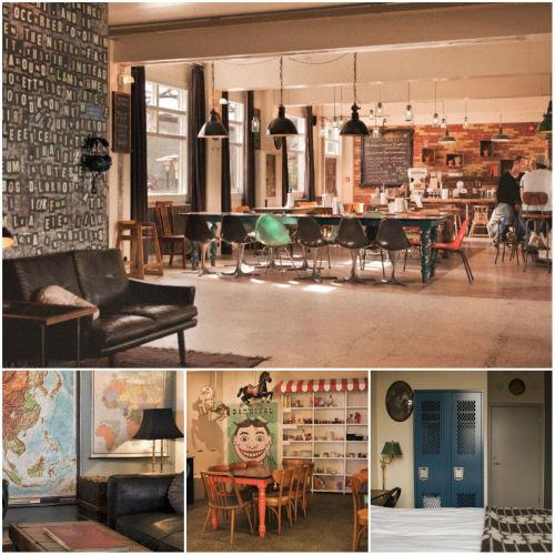 18. Kex Hostel, Reykjavik (Islandia) 20 najbardziej fenomenalnych hosteli Europy