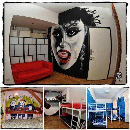 19. The MadHouse Hostel, Praga (Czechy) 20 najbardziej fenomenalnych hosteli Europy