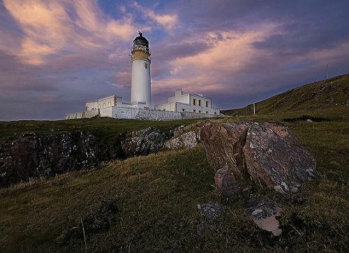 9. Hostel Latarnia Rua Reidh (Szkocja) 20 najbardziej fenomenalnych hosteli Europy