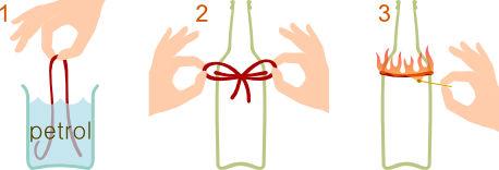 Poradnik Jak równo przeciąć butelkę do dekoracji