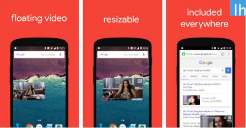 Aplikacja FlyTube na Android (Sklep Google Play)