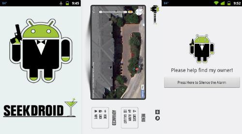 SeekDroid: Find My Phone znalezienie zgubionej komórki