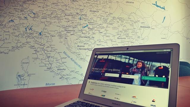 Kolej na nas kolej na produktywnosc Maciej Dutkiewicz KOLEO startupy