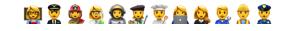 Skąd wziąć lista emoji słownik emotikonki zawody